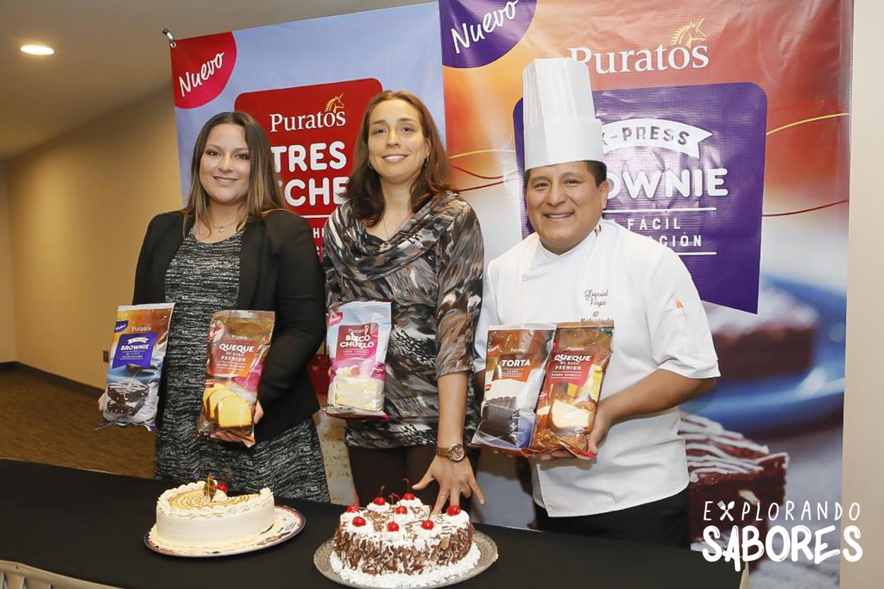 Puratos lanza al mercado peruano línea de premezclas para emprendedores