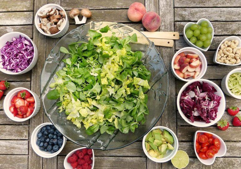 5 ensaladas para disfrutar del verano saludablemente
