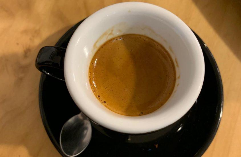 Milimétrica Espresso bar: Un tributo al buen café.