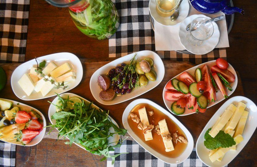 MA OSTERIA: Cocina elegante con influencia Turca.